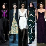 Kendall Jenner rocks the runway Fashion Week 2015