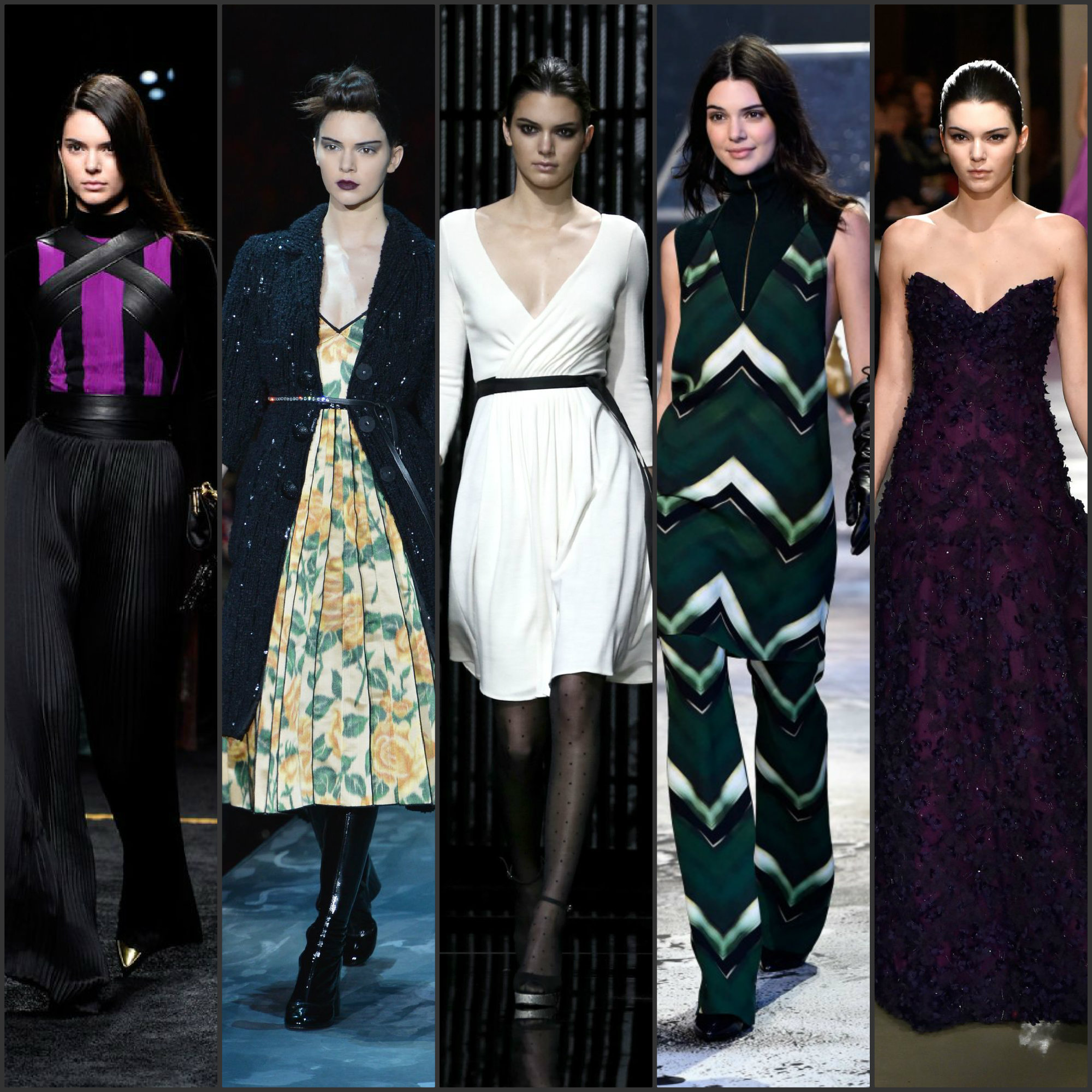Kendall-Jenner-rocks-the-runway-Fashion-Week-2015