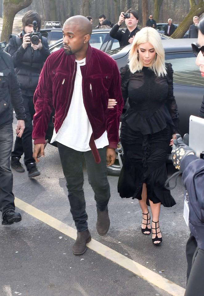 kim-kardashian-louis-vuitton-fall-2015-fashion-show-givenchy-fall-2015-