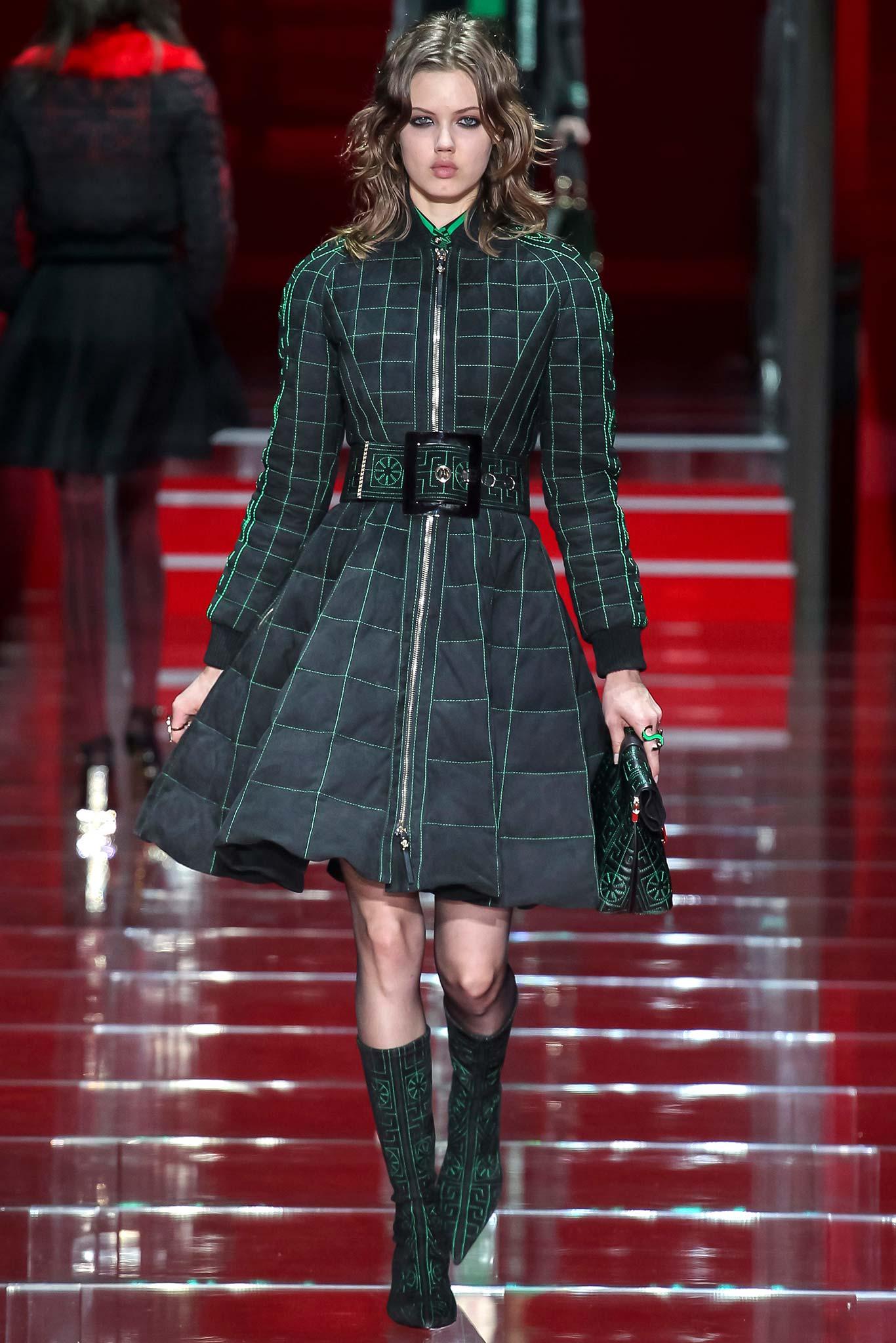 versace-fall-2015- Ready-To-Wear