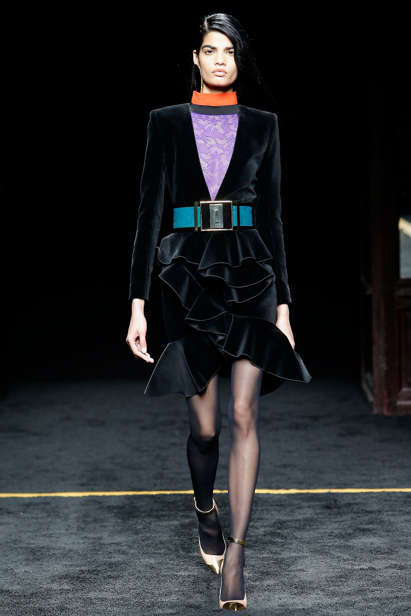 Balmain-Fall- 2015 -Ready-to-Wear