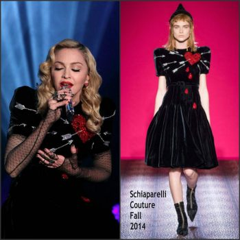 Madonna-In-Schiaparelli-Couture-at-the-ellen-Degeneres-Show1