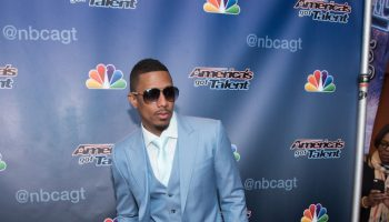 Nick-Cannon-wears-Tom-Ford-Eva-Lightweight-Aviator-Sunglasses-on-America-Got-Talent-Season-10-Red-Carpet-Event-2