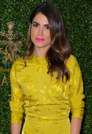 Nikki -Reed- in -Etro - Lindt -Gold- Bunny -Celebrity -Auction