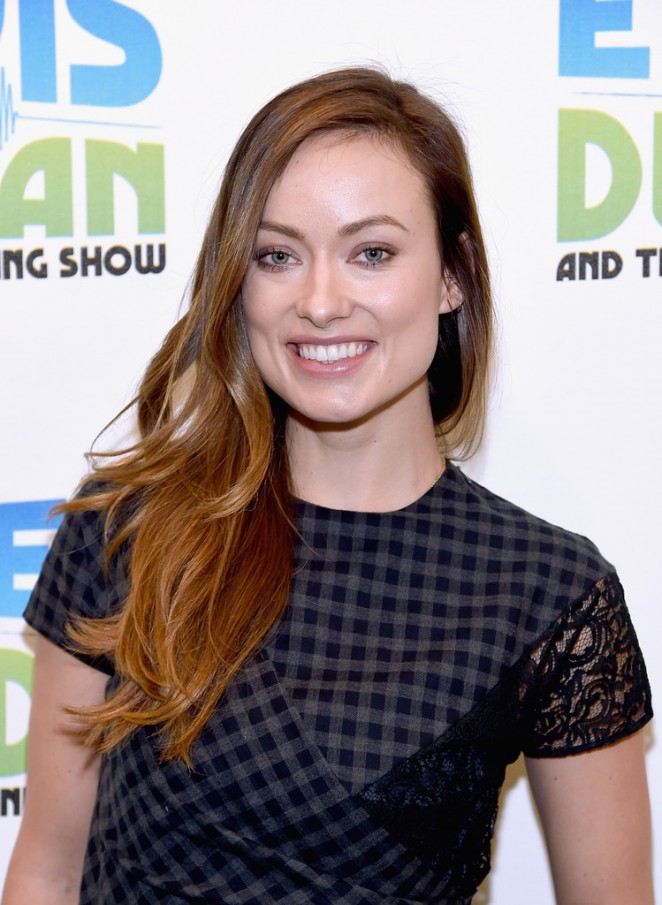 Olivia-Wilde-in-Carven-at-The-Elvis-Duran-Z100-Morning-Show-