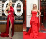 Rita Ora In Veni Vici Couture & Sorapol  at  Coca Cola Contour Centenary Bar Photocall