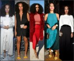 Solange Knowles   Paris Fashion Week style