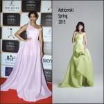 Sonam Kapoor In Maticevski at  L'Oréal Paris Femina Women Awards