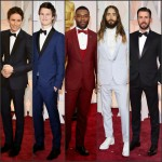 The 2015 Academy Awards  Menswear Redcarpet
