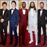 The 2015 Academy Awards  Menswear Redcarpet