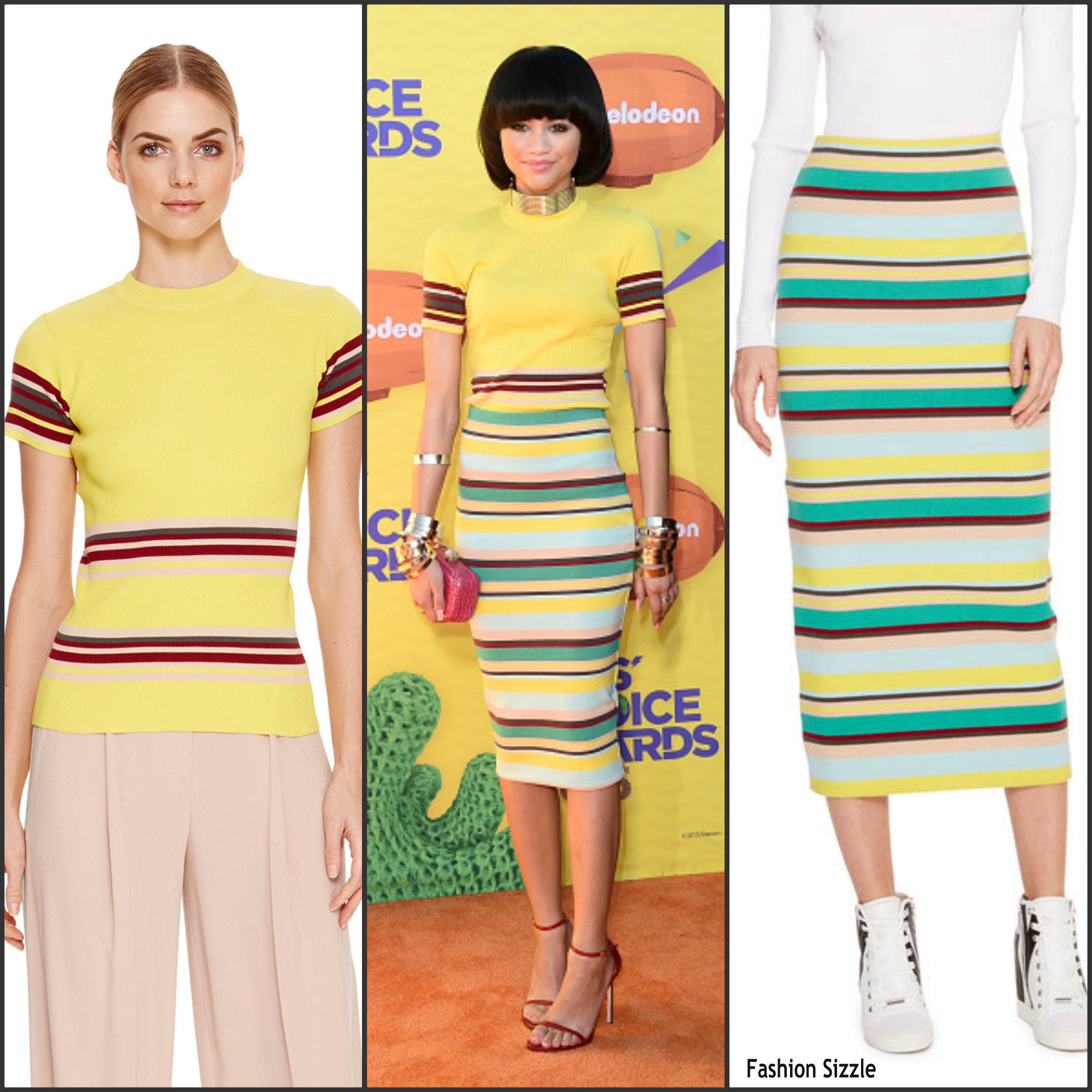 Zendaya-Coleman-in-DKNY-at-the-28th-Annual-Kids-Choice-Awards