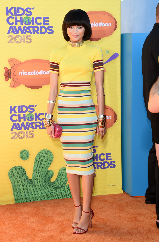Zendaya-Coleman-in-DKNY-Nickelodeons-28th-Annual-Kids-Choice-Awards-in-Inglewood-2