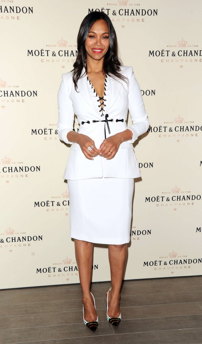 Zoe-Saldana--Moet-and-Chandon-toasts-Roger-Federers-1000th-Career-Win--