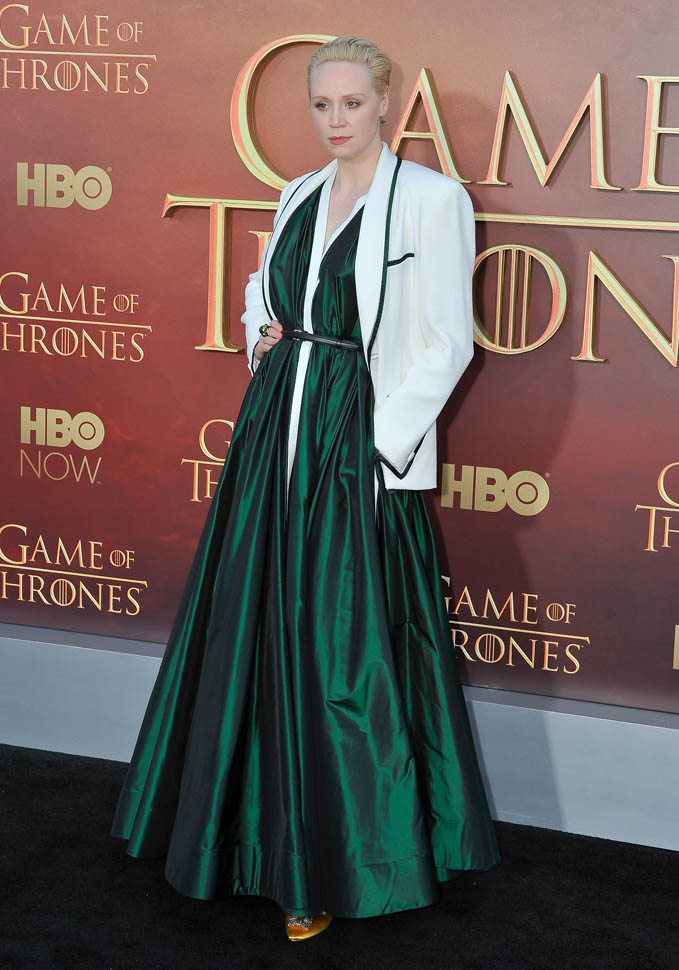 gwendoline-christie-in-jean-paul-gaultier-couture-game-of-thrones-season-5-premiere