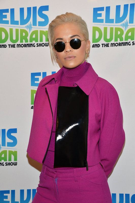 rita-ora-z100-radio-station-nyc-barbara-bui-pre-fall-2015-1