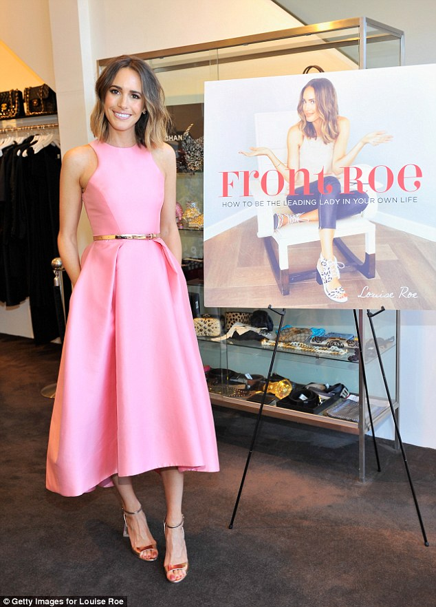 louise-roe-in-monique-lhuillier-front-roe-how-to-be-the-leading-lady-in-your-own-life-book-launch