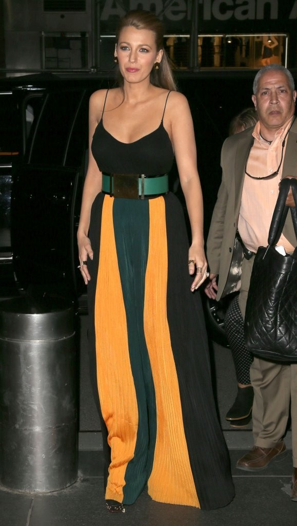Blake-Lively-Blake-Lively-Spotted-Out-New-york-balmain-fall-2015-1