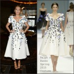 Blake Lively In Ralph & Russo Couture – Allure Magazine Cover Party