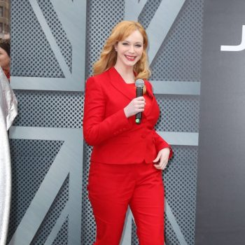 Christina-Hendricks-Jaguar-2016-XF-Sedan-Unveiling-18-662×993