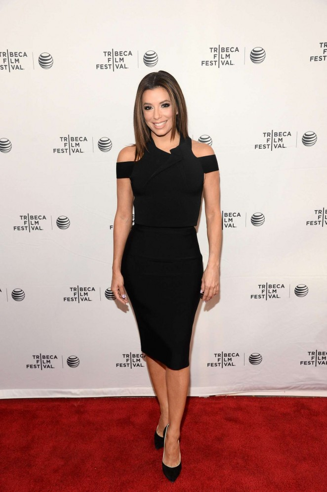 Eva-Longoria-Go-Sebastien-Go-Screening-at-2015-TFF-03-662×995