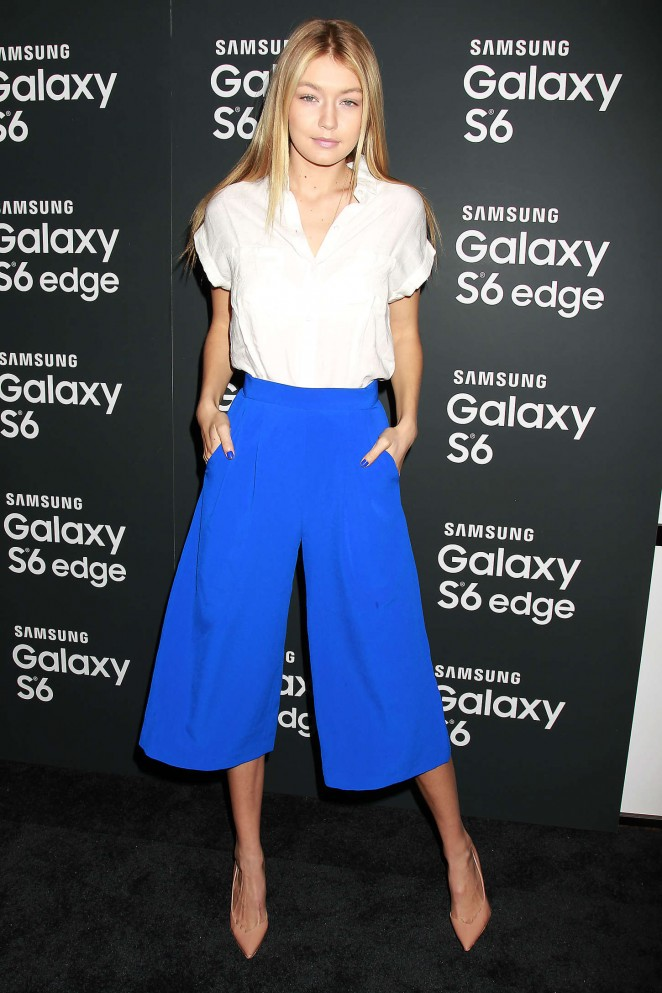 Gigi-Hadid-Samsung-Galaxy-S6-and-S6-Edge-Launch-30-662×993