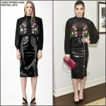 Hailee Steinfeld in Christopher Kane at the Christopher Kane x mytheresa.com Dinner