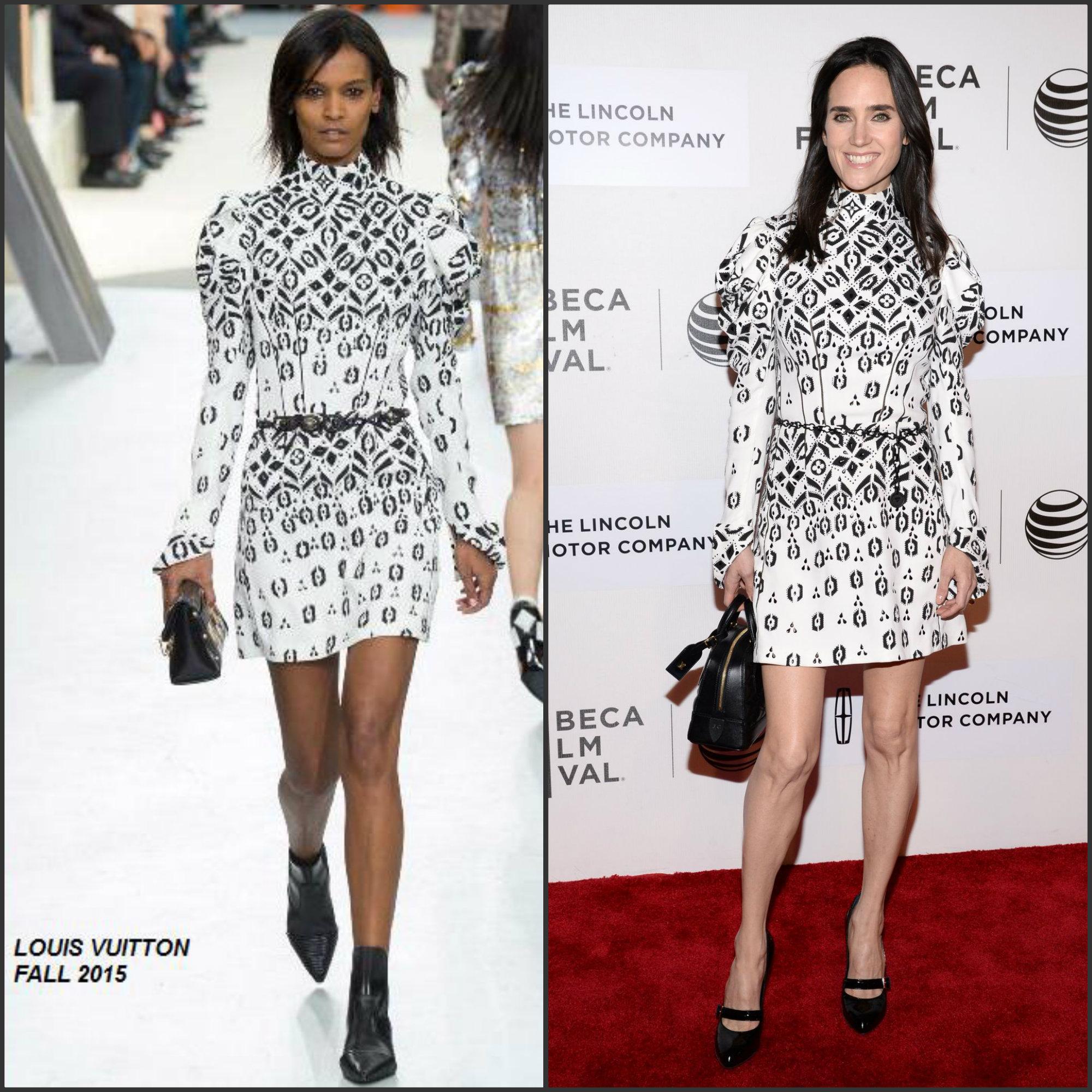 Jennifer-Connelly-in-Louis-Vuitton-Alot-Premiere-2015-Tribeca-Film-Festival