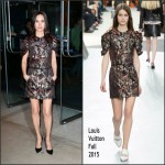 Jennifer Connelly In Louis Vuitton – 'Avengers Age of Ultron' New York Screening