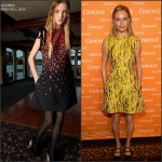 Kate Bosworth in Giamba at the 2015 Crackle Upfront