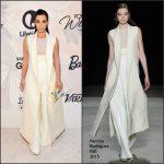 Kim Kardashian In Narciso Rodriguez at Variety's Power of Women New York