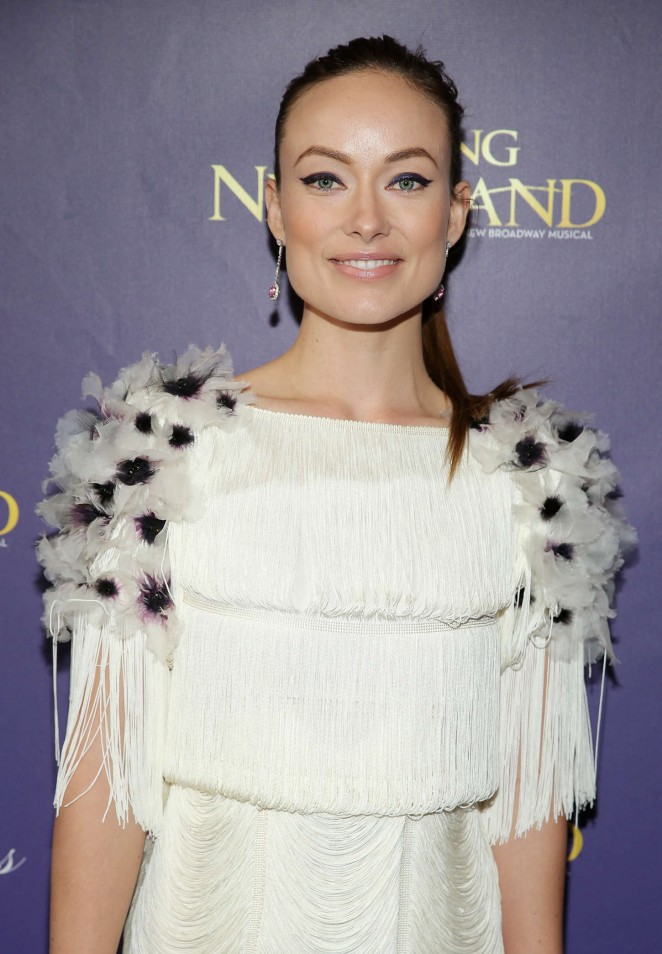 Olivia-Wilde-- Marchesa-Finding-Neverland-Opening-Night-