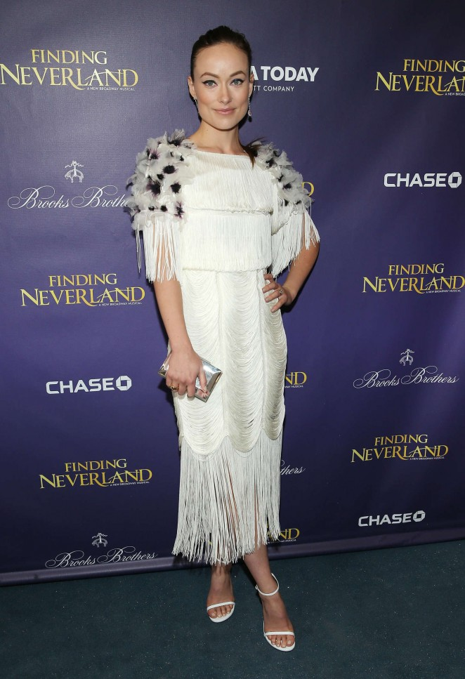 Olivia-Wilde-- Marchesa-Finding-Neverland-Opening-Night-