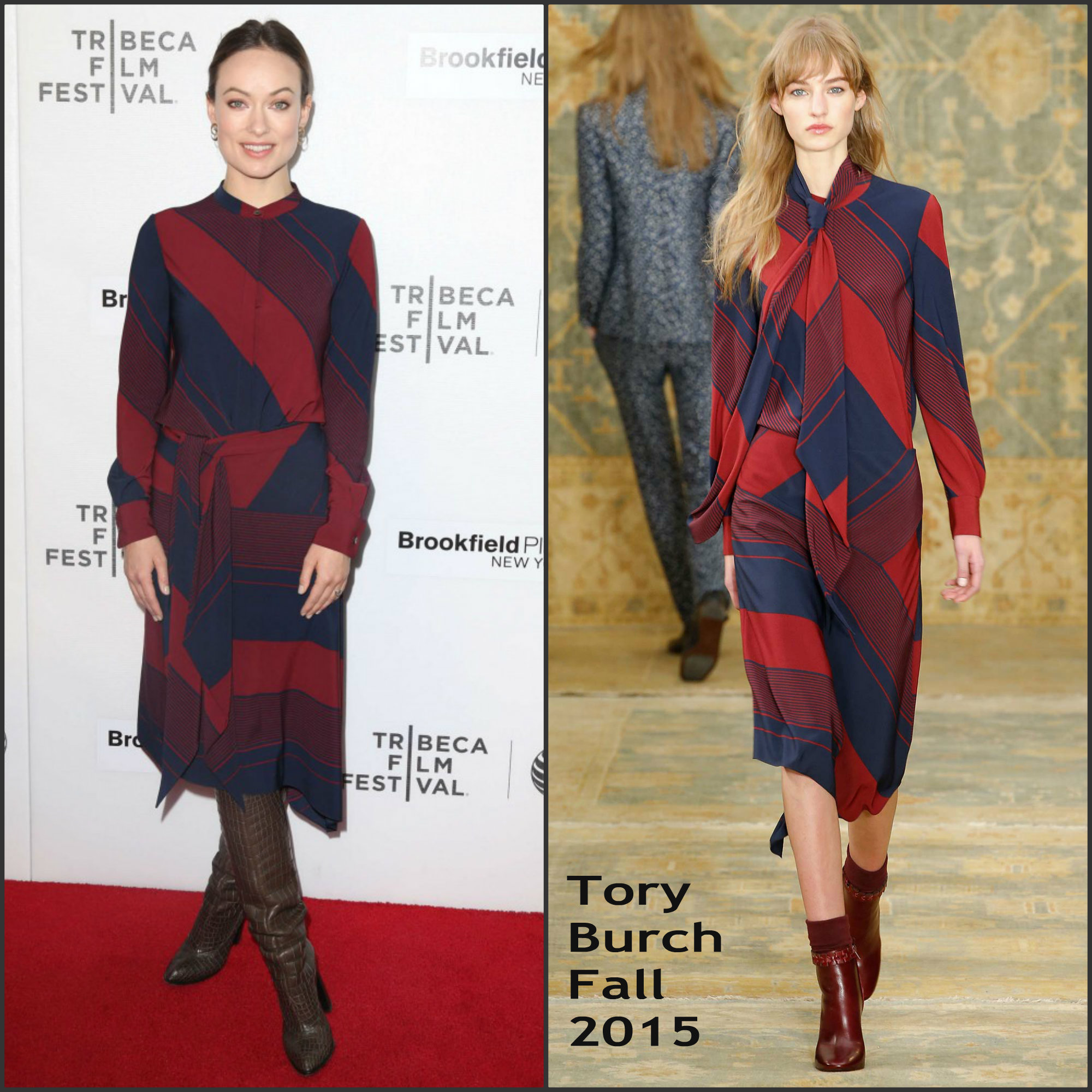 Olivia-Wilde-in-Tory-Burch-at-Body-Team-12-Premiere-Tribeca-Film-Festival