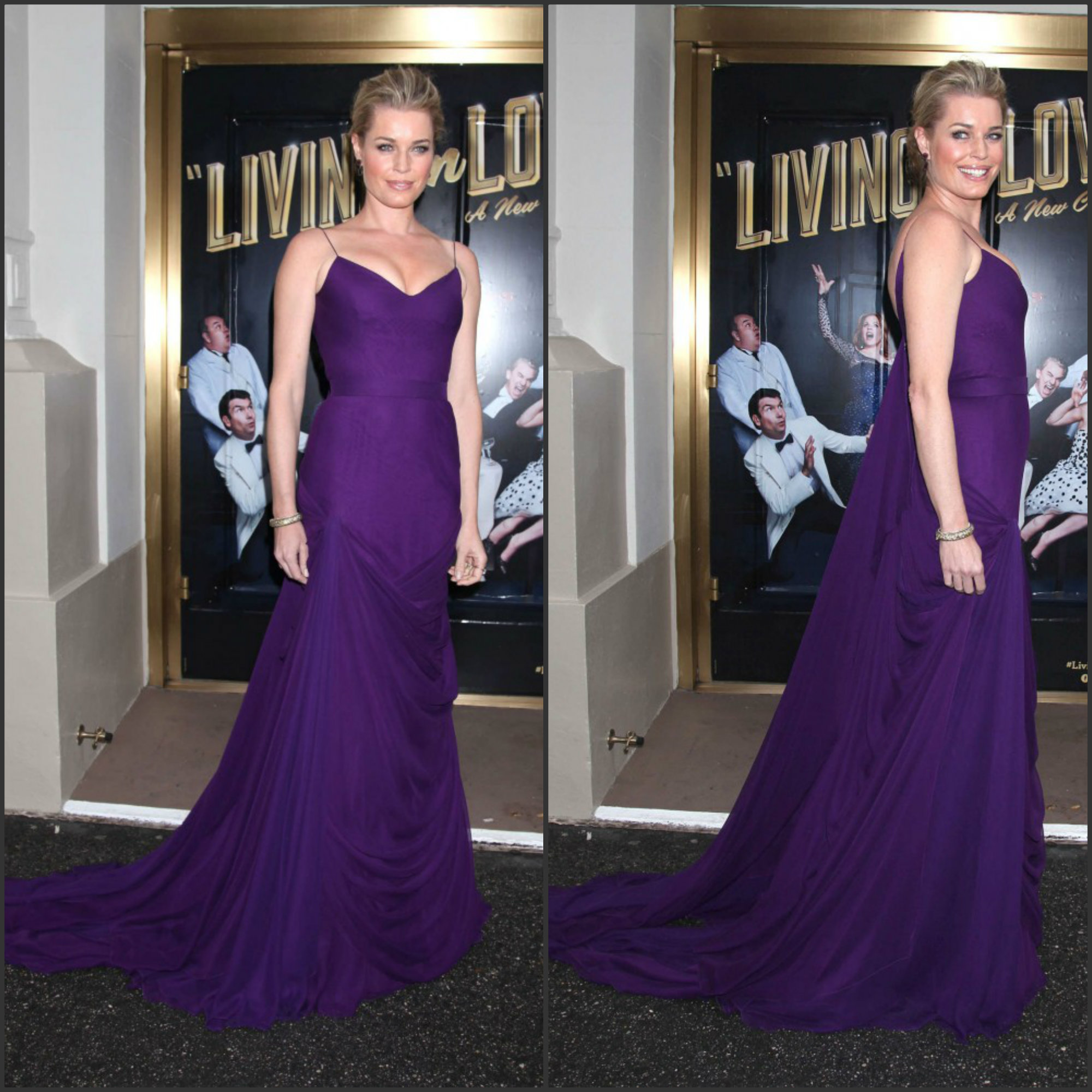 Rebecca-Romijn-in-Vera-Wang-at-Living-On-Love-Broadway-Opening-Night