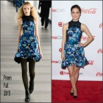 Rose Byrne In Preen – CinemaCon 2015