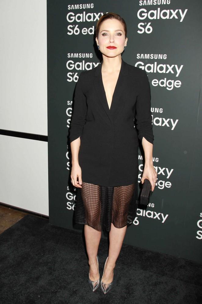 Sophia-Bush--Samsung-Galaxy-S6-and-S6-Edge-Launch