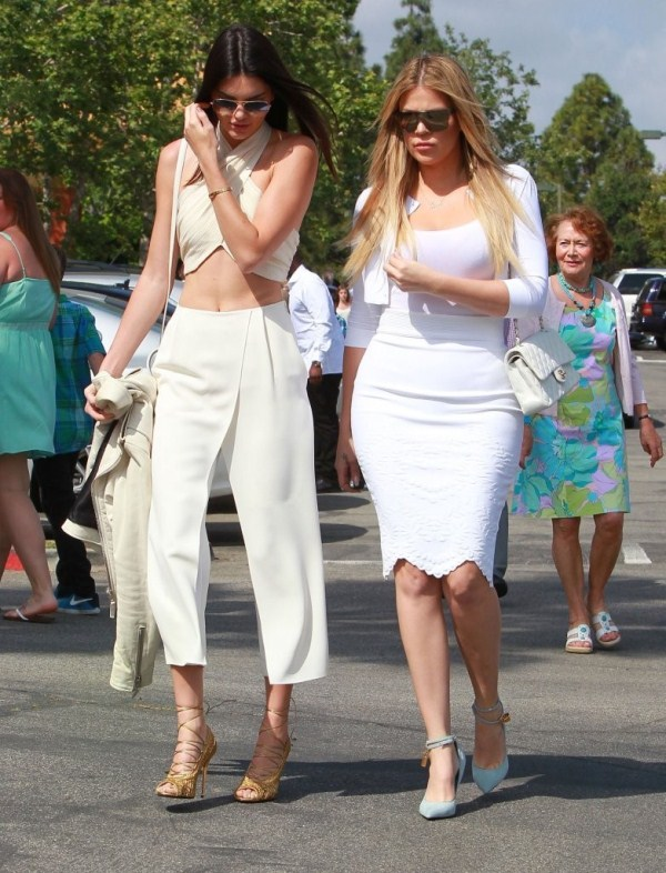 kendall-jenner-easter-sunday-mass-bec-and-bridge-top-o2nd-pants-tom-ford-pumps