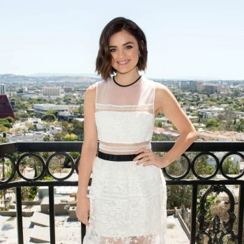 Lucy Hale Launches mark. Spring Beauty & Fashion Collection