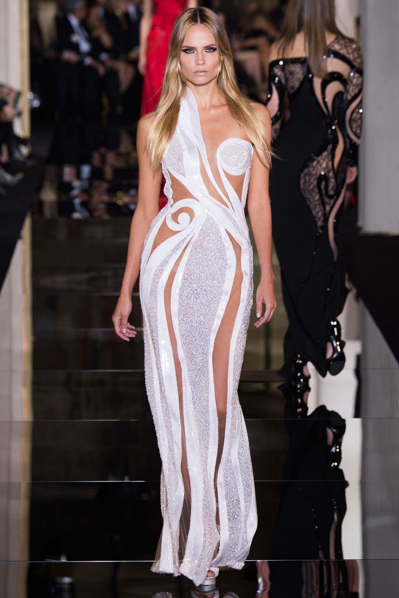 Atelier Versaces Spring 2015
