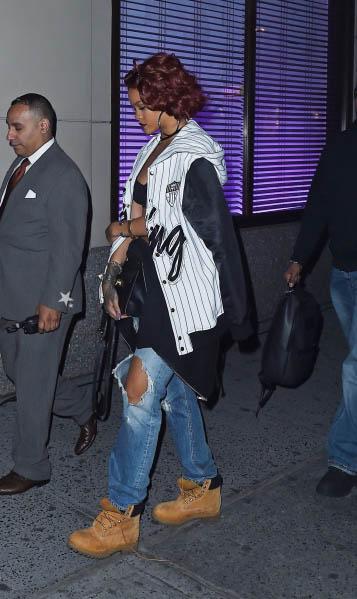Rihanna-in-Joyrich- King- Rich-new-york