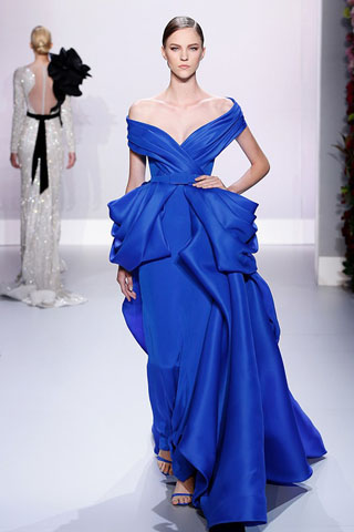 Ralph & Russo spring/summer 2014 collection.