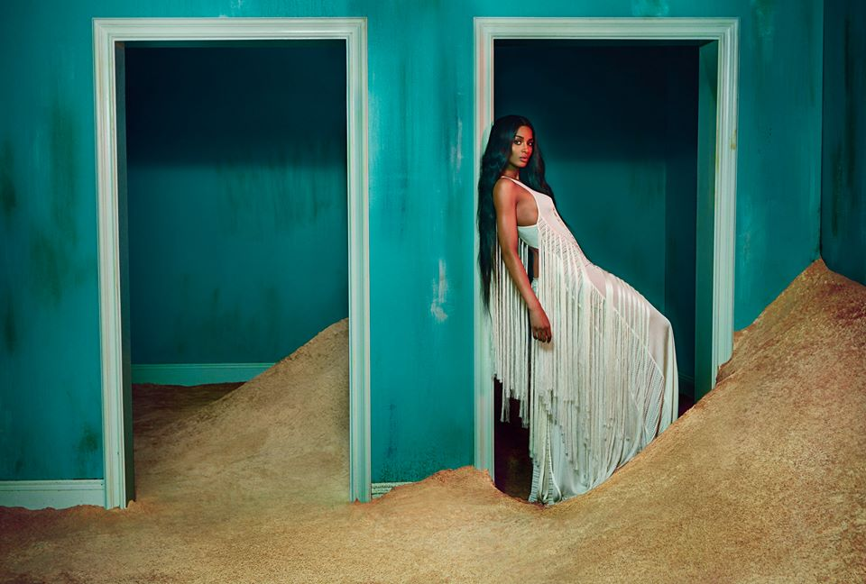 Ciara'-Kingdom - Roberto -Cavalli -Fall-Winter- 2015-16- Ad -Campaign