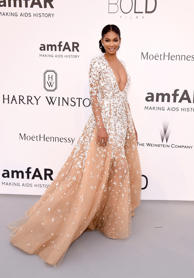 chanel-iman-in-zuhair-murad-couture-2015-amfar-cinema-against-aids-gala