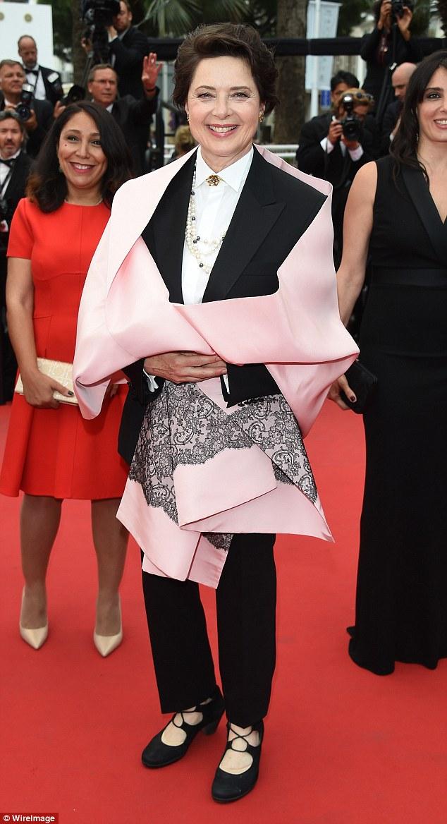 isabella -Rossellini -Macbeth+Premiere+68th+Annual+Cannes+Film+Festival+