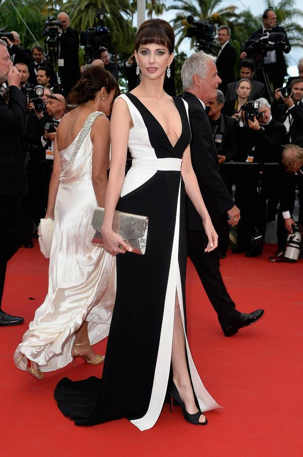 Frederique- Bel--cannes-irrational-man-premiere-may--2015
