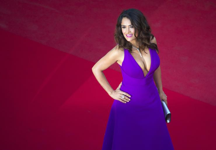 -actress-salma-hayek-poses-red-carpet-she-arrives-screening-film-carol-competition