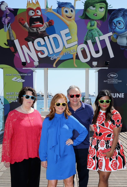 Inside+Out+Photocall+68th+Annual+Cannes+Film+