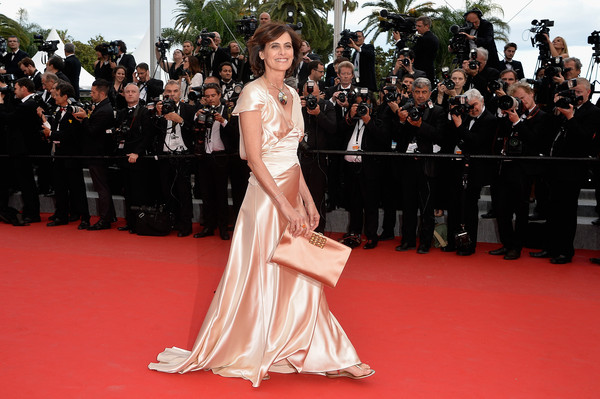 Ines- de- la- Fressange-Irrational+Man+Premiere+68th+Annual+Cannes+-