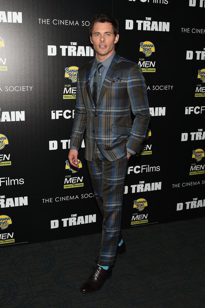 James-Marsden-The-D-Train-2015-New-York-Premiere-Plaid-Etro-Suit