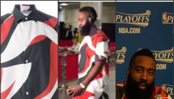 James-harden-in-alexander-mcqueen-abstract-oversized-shirt-nba-game-7-semi-finals